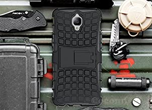 Cocomii Grenade Armor OnePlus 3/3T Case New [Heavy Duty] Premium Tactical Grip Kickstand Shockproof Hard Bumper Shell [Military Defender] Full Body Dual Layer Rugged Cover for OnePlus 3 (G.Black)