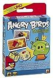 bällebad24 Mattel W3969 Angry Birds - Juego de cartas