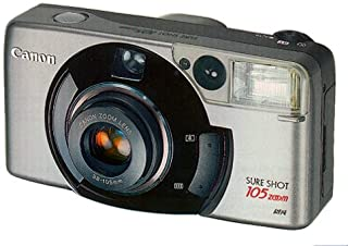 Canon Sure Shot 105 Zoom 35mm Camera