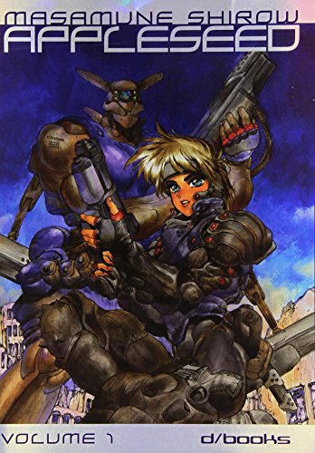 Appleseed: 1