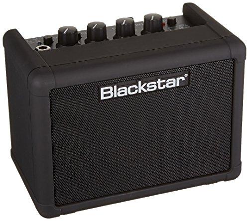blackstar guitar amplifiers Blackstar Electric Guitar Mini Amplifier, Black (FLY3BLUE)