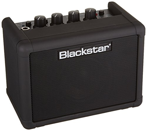 Find Discount Blackstar Electric Guitar Mini Amplifier, Black (FLY3BLUE)