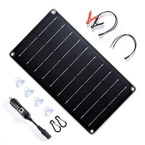 TP-Solar : Panneau solaire mainteneur de charge 12V et 10W
