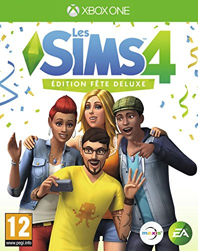The Sims 4 - Deluxe Party Edition - Xbox One