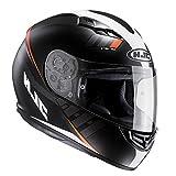 HJC CS-15 Space Casco Integrale Moto Scooter Bambini Motorino Caschi Integrali MC7SF Arancia...