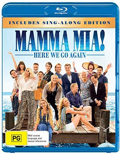 Mamma Mia - Here We Go Again! [Blu-ray]