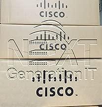 NEW Open Box Cisco ASR1002-5G-HA/K9 ASR1000 4 GE SIP10 4GB DRAM w/ ASR1000-ESP5 Dual ASR1002-PWR-AC