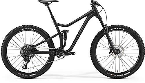 Merida ONE-Forty 800 Fully Mountain Bike Nero Opaco RH 51 cm/27,5 pollici