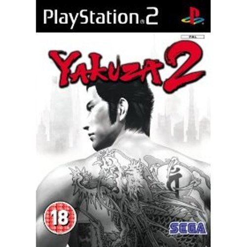 Yakuza 2 (PS2) [Importación inglesa]