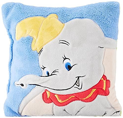 Disney Dumbo décoratifs Taie d'oreiller, Bleu