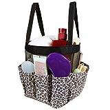 Mesh Shower Caddy Tote, Portable Tote Bag for College Dorm Room Essentials, Toiletry Bath Organizer