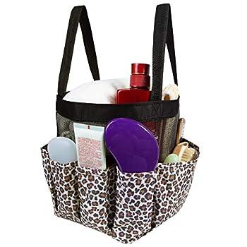 Mesh Shower Caddy Tote Portable Tote Bag for College Dorm Room Essentials Toiletry Bath Organizer