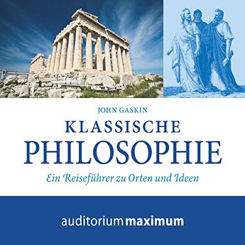 Klassische Philosophie audiobook cover art