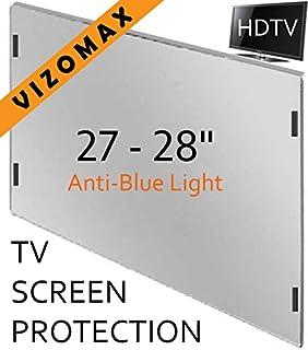 27 - 28 inch Anti-blue Light Vizomax Monitor/TV Screen Protector for LCD, LED, Computer & Plasma HDTV