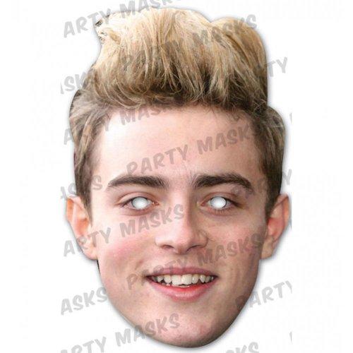 Edward Déguisement Jedward Mask (Masque)