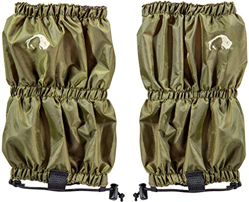 Tatonka Gaiter 210 HD Short Light Gamasche, Olive, One Size