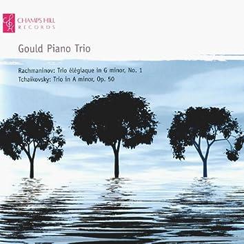 Rachmaninov: Trio Élégiaque in G Minor, No. 1 - Tchaikovsky: Trio in A Minor, Op. 50