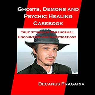 Ghosts, Demons and Psychic Healing Casebook cover art