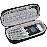 Carrying Case for Digital Voice Recorders, Fits for EVISTR