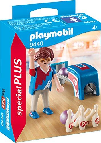 Playmobil 9440 - Bowling-Spieler Spiel