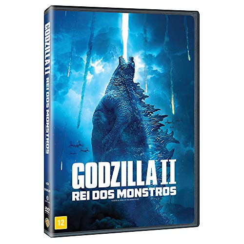Sony DVD Godzilla Rei Monstros