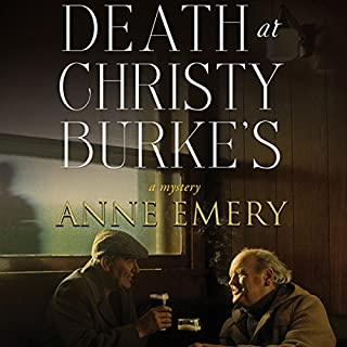 Death at Christy Burke's: A Collins-Burke Mystery, Book 6 cover art