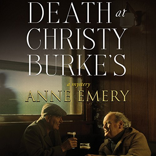 Death at Christy Burke's: A Collins-Burke Mystery, Book 6 audiobook cover art