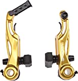Promax 91-9340G P-1 Mini V-Brake Arms Gold