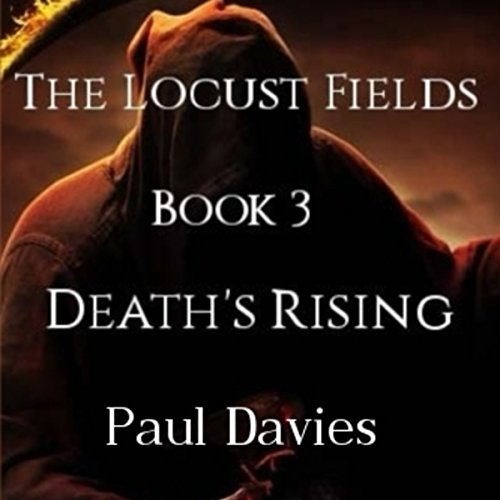 Death's Rising audiobook cover art
