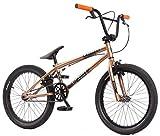 KHE - Bici BMX FS da 20 pollici, colore marrone rame, perso di soli 11,3 kg