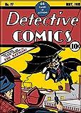 Ata-Boy Detective Comics No. 27 - The Batman 2.5' x 3.5' Magnet for Refrigerators and Lockers