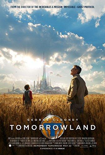 Poster Tomorrowland Movie 70 X 45 cm