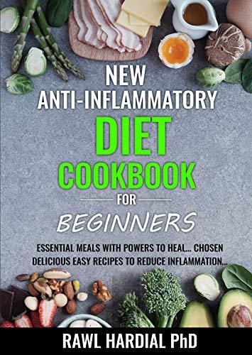 green anti inflammatory diet food list