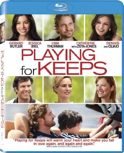 Playing for Keeps (+UltraViolet Digital Copy) [Blu-ray]