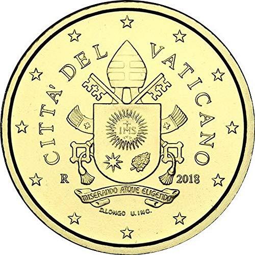 "NumiSport€uro Vatikan 2018 \""Neues Wappen"