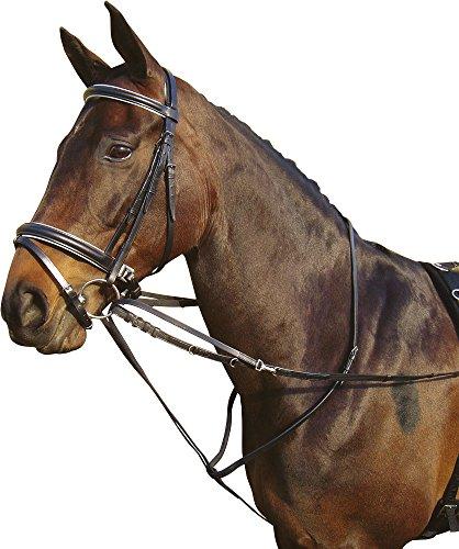 Harry's Horse 28400080-05pony Thiedeman - Riendas para Pony, Talla S, Color Negro