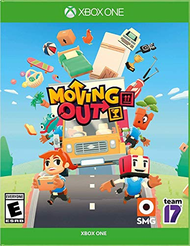 Moving out for xbox one - xbox one