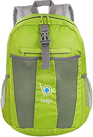 Bago Water Resistant Travel and Hiking Daypack