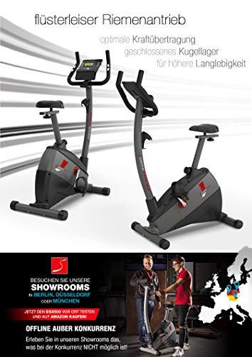 Ergometer Fahrrad ESX500 Bild 4*