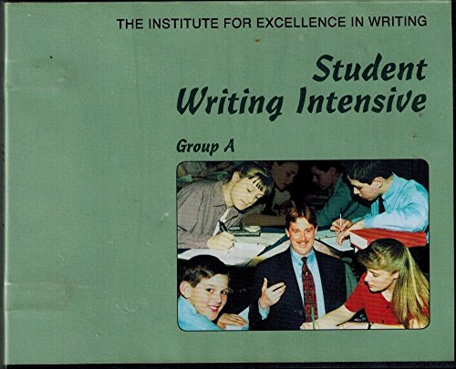 Student Writing Intensive Group A DVD Course