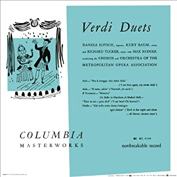 Richard Tucker- Verdi Duets