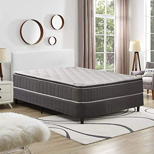 Continental Sleep Mattress, 10-Inch Orthopedic Pillow Top King Size 5