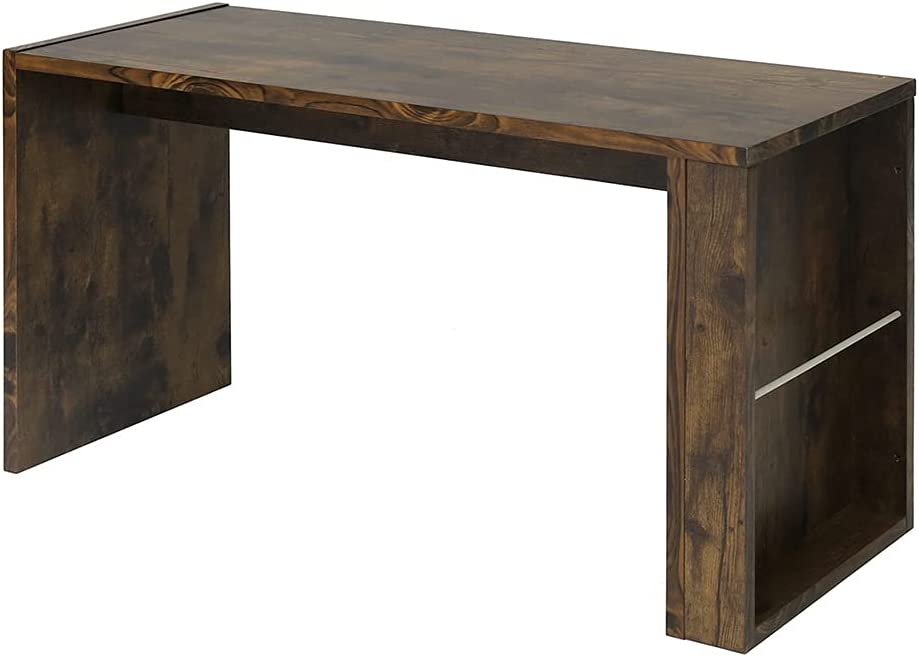 Max 90% OFF Coffee Table Rustic Wooden Conso Detroit Mall Large Rectangular
