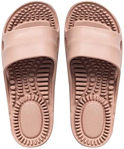 ZSW Zapatillas Ocio Masaje Ropa de Salud Zapatos Casuales Antideslizantes Zapatillas de Playa Zapatos Zapatillas Zapatillas de Hombre (Tamaño: 39-40)-35-36