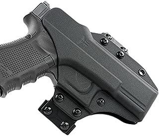 Blade-Tech Industries Eclipse Straight Drop Belt Holster Fits Glock 42 Holster, Black