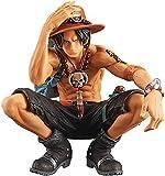Banpresto Portgas D Ace One Piece King of Artist (18 Cm, Mul