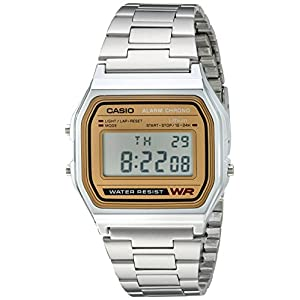 Casio watches Casio Men's A158WEA-9CF Casual Classic Digital Bracelet Watch