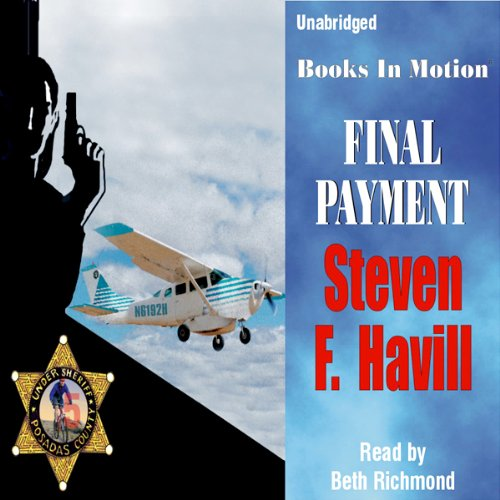 Final Payment audiobook cover art