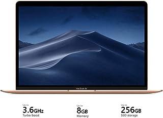 Apple Macbook Air 2019 Model, (13-Inch, Intel Core i5, 1.6Ghz, 8GB, 256GB, MVFN2), Eng KB, Gold