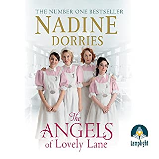 The Angels of Lovely Lane cover art